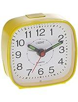 Orpat Beep Alarm Clock (Yellow, TBB-137)