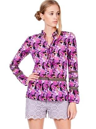 Custo Camisa Candy Holland (Malva)