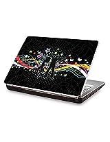 "Clublaptop CLS 58 Dance Couple Laptop Skin For 15.6"" Laptops"