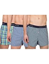 Tommy Hilfiger Asssorted Pack of 3 Mens Boxer