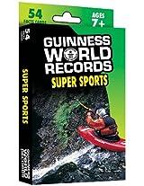 Carson-Dellosa Guinness World Records Super Sports Flash Card