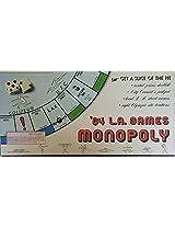 84 L.A. Games Monopoly