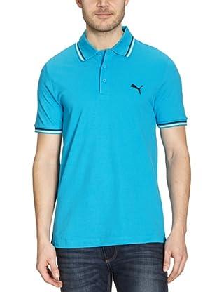 Puma Polo T-Shirt (blue danube)