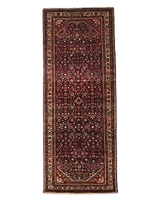 Darya Rugs Authentic Persian Rug, Red, 3' 9
