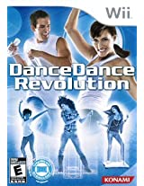 Dance Dance Revolution (Game Only) Nintendo Wii NEW