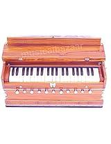SANSKRITI MUSICALS Harmonium - A440 - 11 Stopper - With Coupler - DA