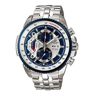 Casio Edifice Chronograph Multi-Color Dial Men's Watch - EF-558D-2AVDF (ED437)
