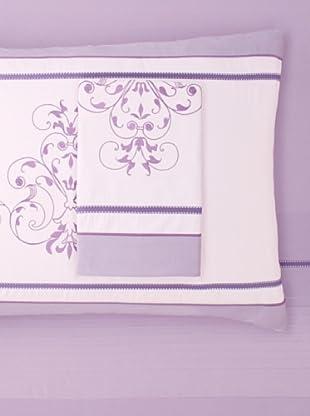 Garnier-Thiebaut Etamyne Sheet Set (Glycine)