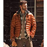 900 Fill Power Chevron Quilt Down Parka 677567: Parka
