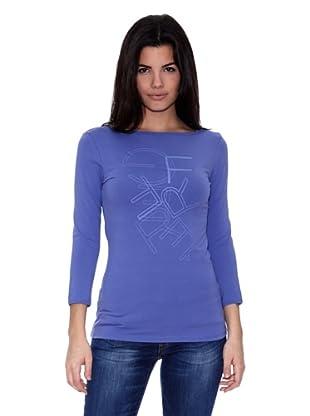 Ferrè Camiseta Manga Larga (Lila)