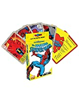 Spiderman Playing Card Game
