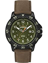 Timex Originals T49996 Mens Brown Expedition Rugged Watch