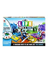Hasbro Game of Life Twists and Turns, Multi Color