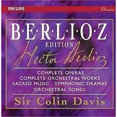 コリン・デイヴィス指揮Berlioz Edition(24枚組Box Set) の商品写真