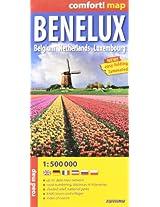 Benelux Belgium Netherlands Luxemburg: EXP.025
