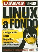 Linux a fondo: Configuracion, redes, seguridad y desarrollo de aplicaciones (Manuales Users)