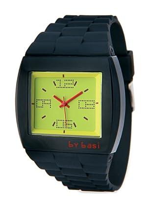 BY BASI A1013U04 - Reloj Unisex cuarzo policarbonato