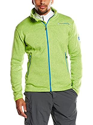 Peak Mountain Giacca Tecnica Cemaille Lime 2XL