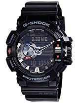G-Shock Bluetooth Bluetooth Analog-Digital Black Dial Men's Watch - GBA-400-1ADR (G556)