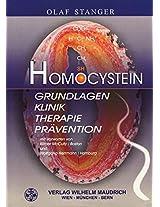 Homocystein: Grundlagen, Klinik, Therapie, Prävention