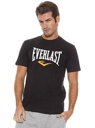 Everlast Camiseta Lam (Negro)