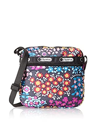 LeSportsac Women's Shellie Crossbody (Sugarland Floral)