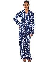 WINK Girls' Pyjama Set (WINKNIGHT-DOVE, Multi-Coloured, M)