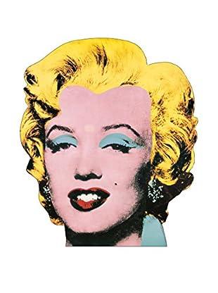 Artopweb Wandbild Warhol Shot Blue Marilyn, 1964 Bunt