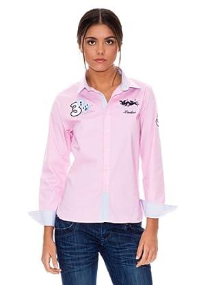Valecuatro Camisa Logo (Rosa)