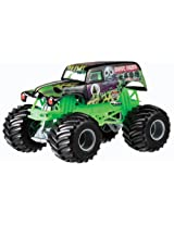 Mattel Hot Wheels Monster Jam 1:24 Grave Digger Die-cast Vehicle