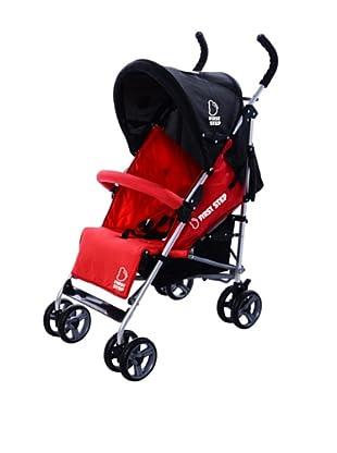 Asalvo Silla de paseo Quick 2 Rojo-Negro