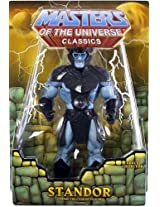 Stan Lees Comikaze 2013 Exclusive Mattel Masters of the Universe Stan Lee as Standor Action Figure