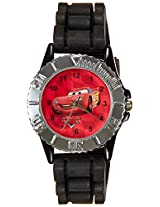 Disney Analog Multi-Color Dial Children's Watch - LP-1003 (Black)