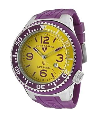 Swiss Legend Reloj Neptune Violeta