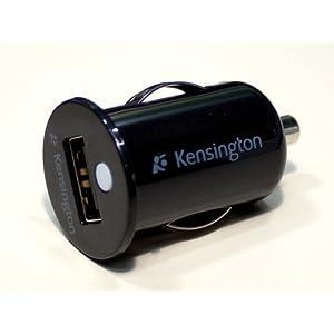 【クリックで詳細表示】ケンジントン iPhone 4/4S対応カーチャージャー PowerBolt Micro Car Charger 39224: 家電・カメラ