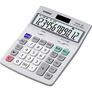 CASIO デスクタイプ電卓 12桁