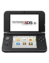 Nintendo 3DS XL Portable Handheld Console (Red and Black)