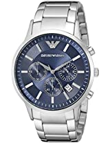 Emporio Armani Analog Blue Dial Men's Watch - AR2448