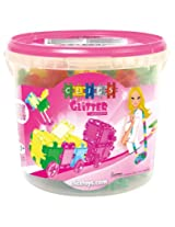 Clics Bucket Glittering 175 Pieces