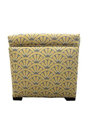 Sole Designs Tami Storage Ottoman, Bonjour Dijon