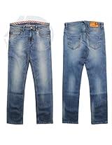 Killer Fash Men's Jeans 8616 HUMUS SLMFT CLNINDG