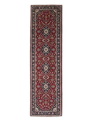 Darya Rugs Authentic Persian Rug, Red, 2' 8