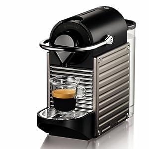 Nespresso オートタイプ PIXIE(ピクシー) チタン C60-TI-I