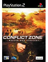 Conflict Zone: Modern War Strategy (PS2)