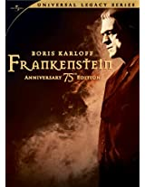 Frankenstein (75th Anniversary Edition) (Universal Legacy Series)