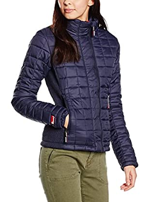 Superdry Steppjacke Box Quilt Fuji