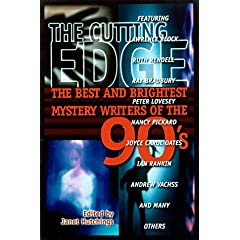 The Cutting Edge: Best and Brightest Mystery Writers of the 90s from Ellery Queen's Mystery Magazine