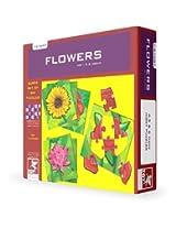 ToyKraft Super Set of Six Flowers