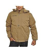 Duke Men Winter Wear Mens Trendy Khaki Jacket By ReturnfavorsL