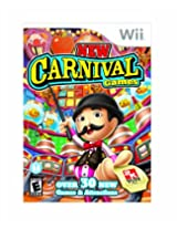 New Carnival Games (Nintendo Wii)